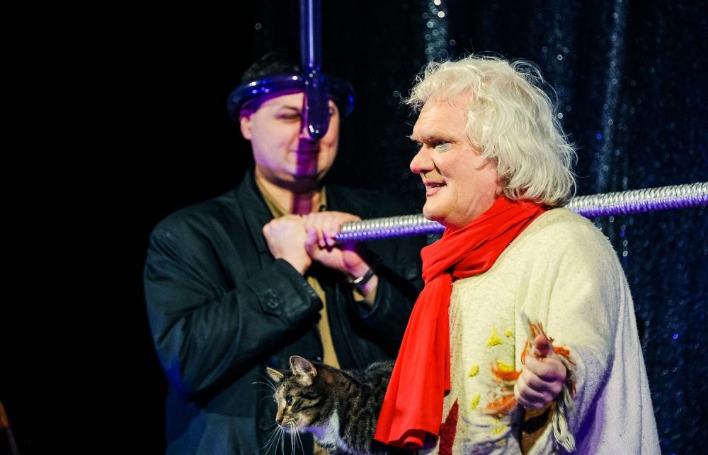 Театр кошек Юрия   ЦиркиРу