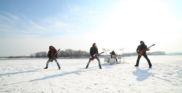 Группа SHTURM. Фото musforest.ru/tag/Shturm/