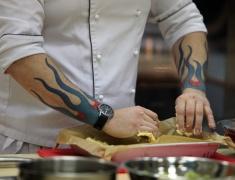 Пристальное внимание: мастер-класс повара ресторана Bellini