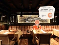 Робин Боб о ресторане «Gusto & Gusto»: вкусно & тесно